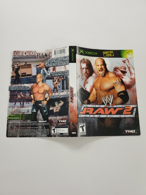 WWE Raw 2 (B)