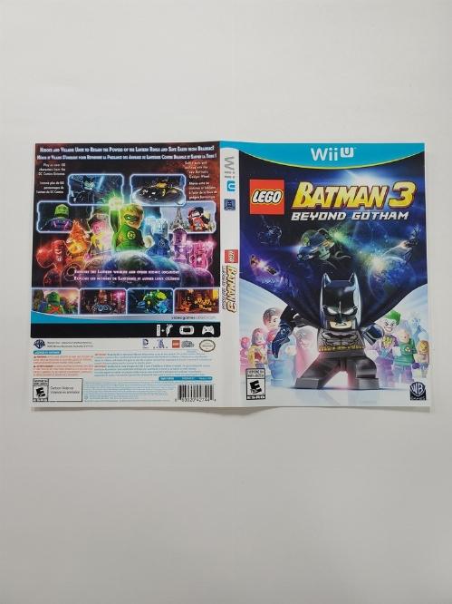 LEGO Batman 3: Beyond Gotham (B)