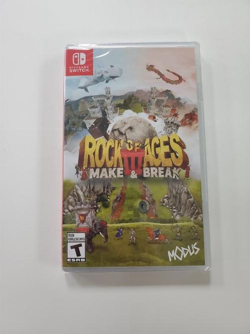 Rock of Ages III: Make & Break (NEW)