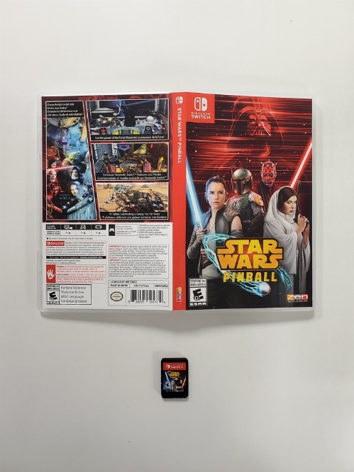 Star Wars: Pinball (CIB)