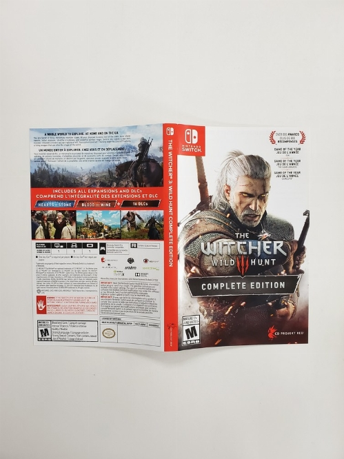 Witcher III: Wild Hunt (Complete Edition) (B)