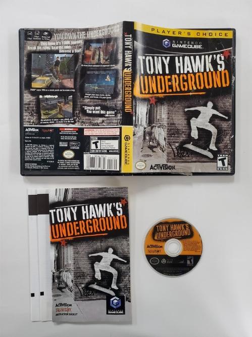 Tony Hawk's Underground (Player's Choice) (CIB)