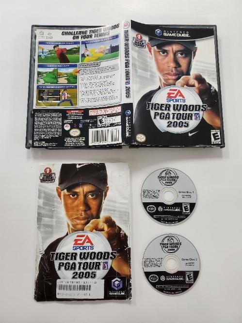 Tiger Woods PGA Tour 2005 (CIB)