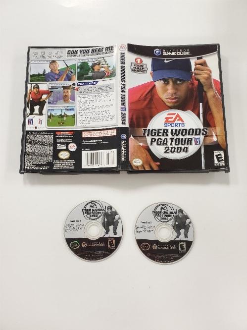 Tiger Woods PGA Tour 2004 (CB)