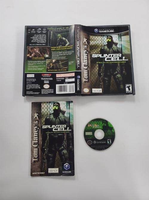 Tom Clancy's Splinter Cell (CIB)