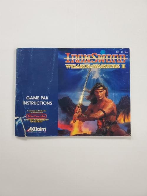 Iron Sword: Wizards & Warriors II (I)