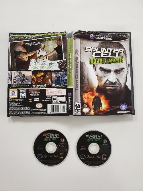 Tom Clancy's Splinter Cell: Double Agent (CB)