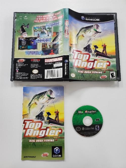 Top Angler: Real Bass Fishing (CIB)