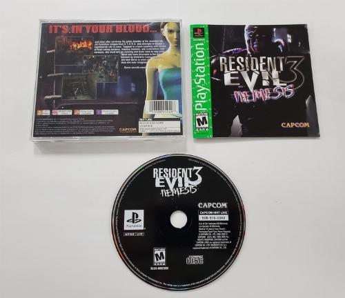 Resident Evil 3: Nemesis [Greatest Hits] (CIB)