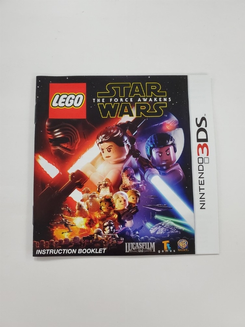 LEGO Star Wars: The Force Awakens (I)