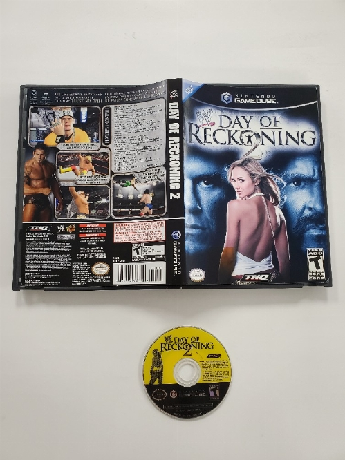 WWE: Day of Reckoning 2 (CB)