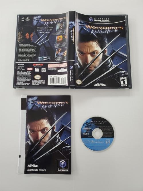 X2: Wolverine's Revenge (CIB)