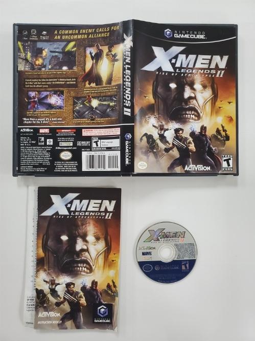 X-Men Legends II: Rise of Apocalypse (CIB)