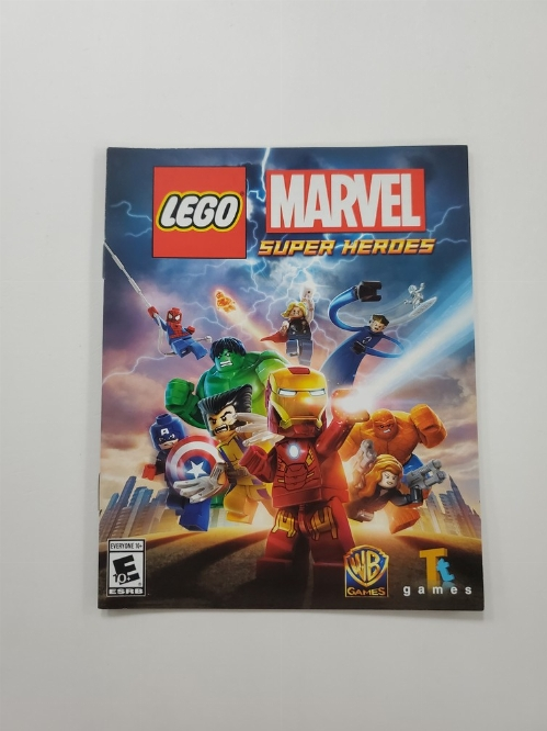 LEGO Marvel Super Heroes (I)