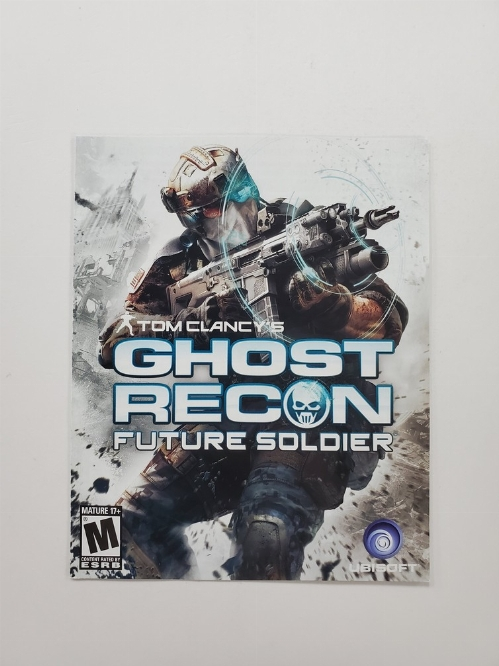 Tom Clancy's Ghost Recon: Future Soldier (I)