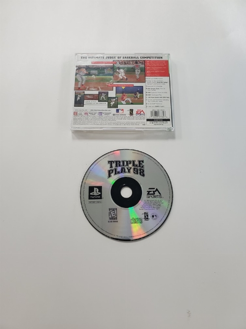 Triple Play 98 (Greatest Hits) (CB)
