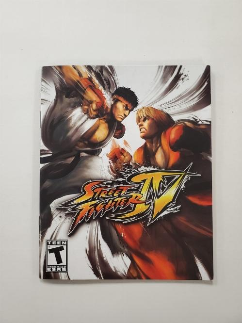 Street Fighter IV (I)