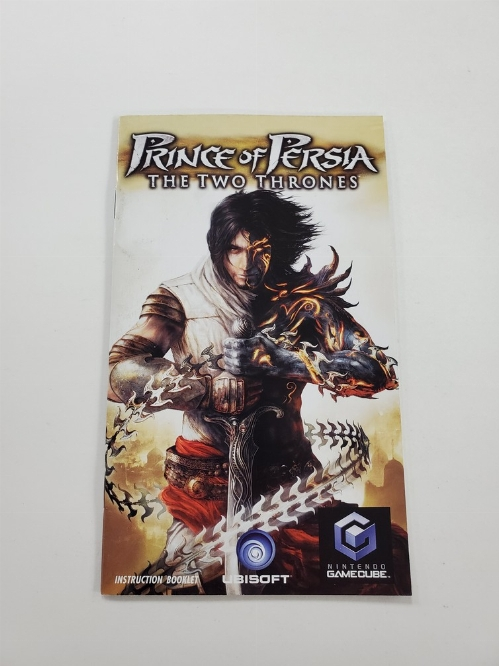 Prince of Persia Two Thrones (I)