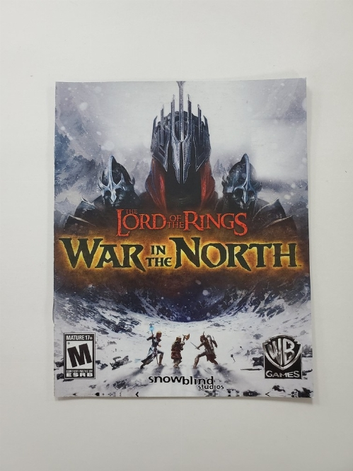 Lord of the Rings: War in the North, The (I)