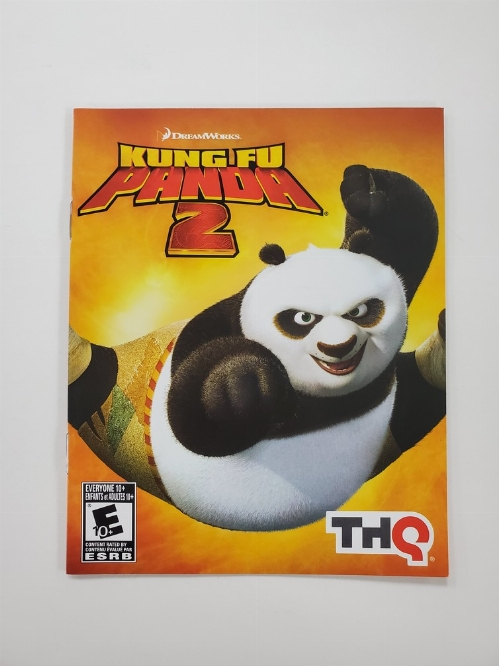 Kung Fu Panda 2 (I)