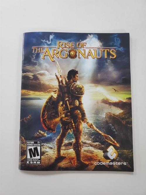 Rise of the Argonauts (I)