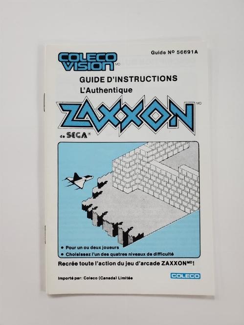 Zaxxon (I)