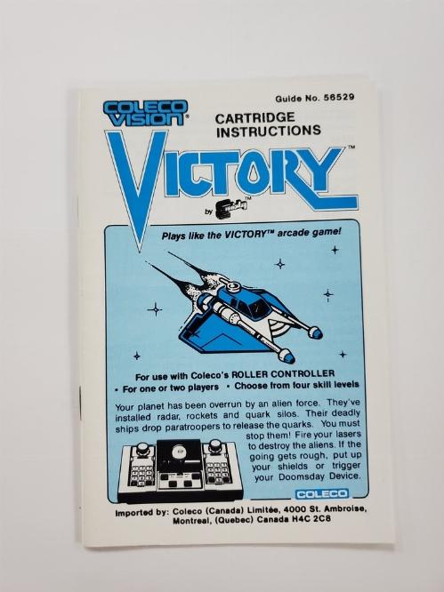 Victory (I)