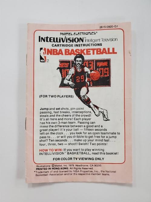 NBA Basketball (I)