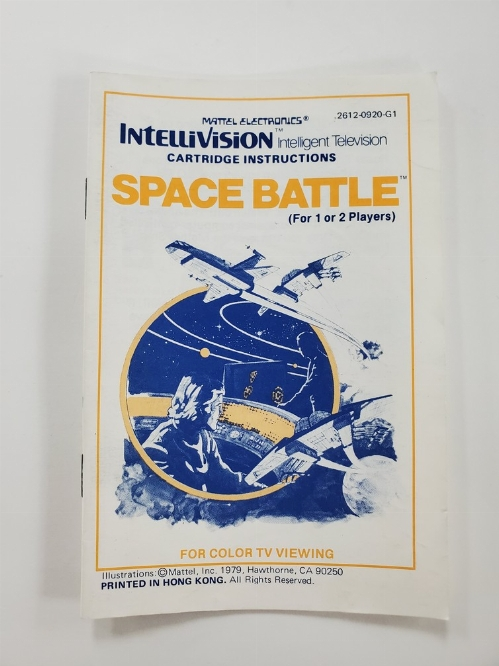 Space Battle (I)