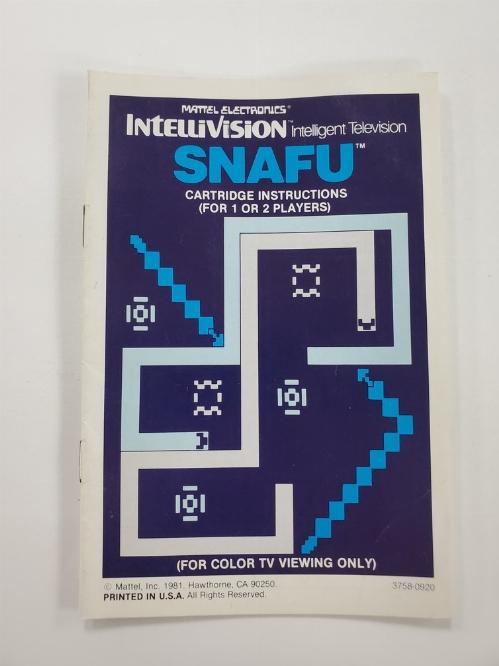 Snafu (I)