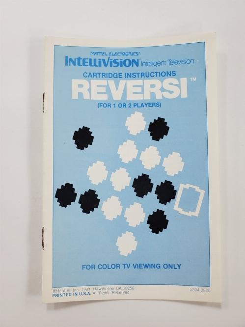 Reversi (I)