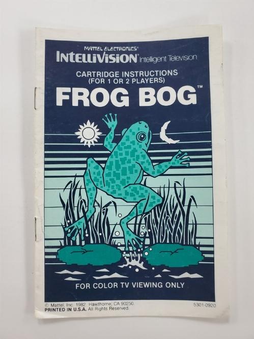 Frog Bog (I)