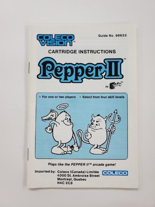 Pepper II (I)