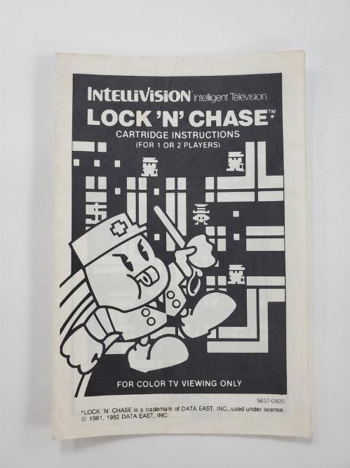 Lock 'N' Chase (I)
