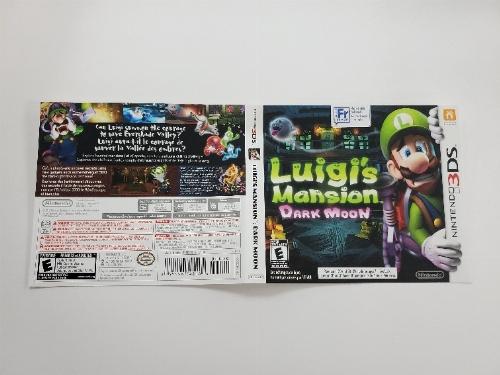 Luigi's Mansion: Dark Moon (B)