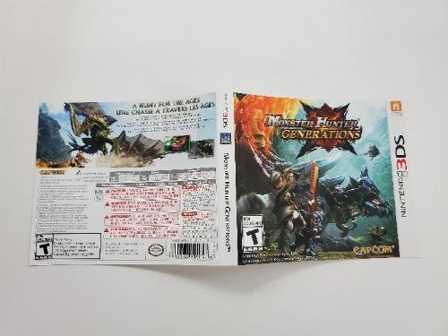 Monster Hunter: Generations (B)