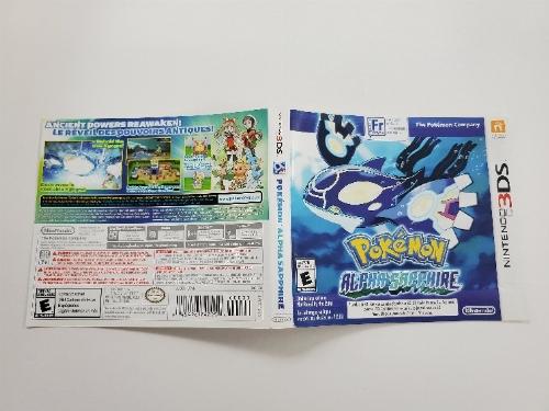 Pokemon Alpha Sapphire (B)