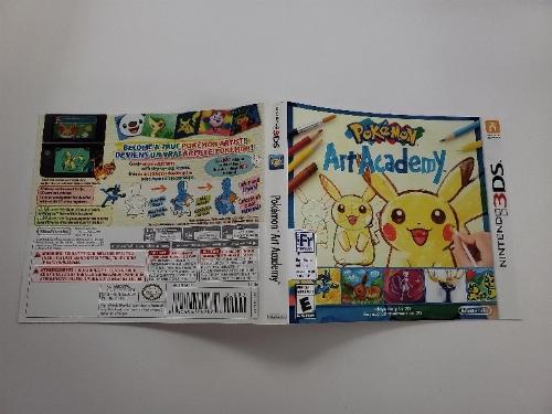 Pokemon: Art Academy (B)
