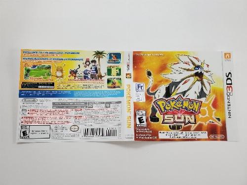 Pokemon Sun (B)