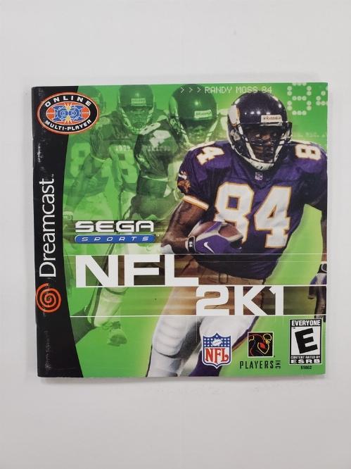NFL 2K1 (I)