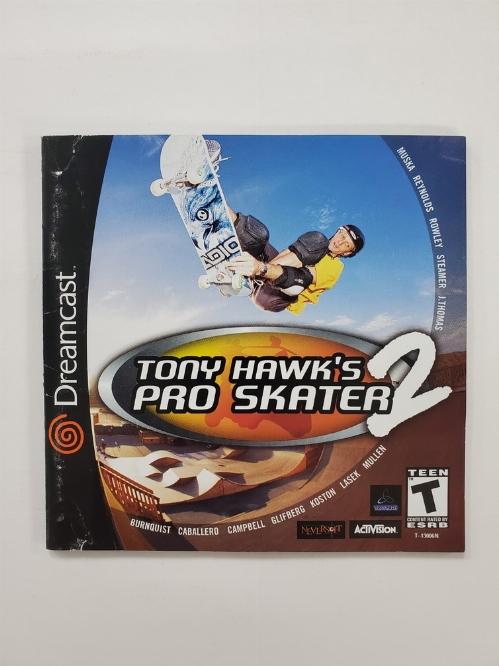 Tony Hawk's Pro Skater 2 (I)