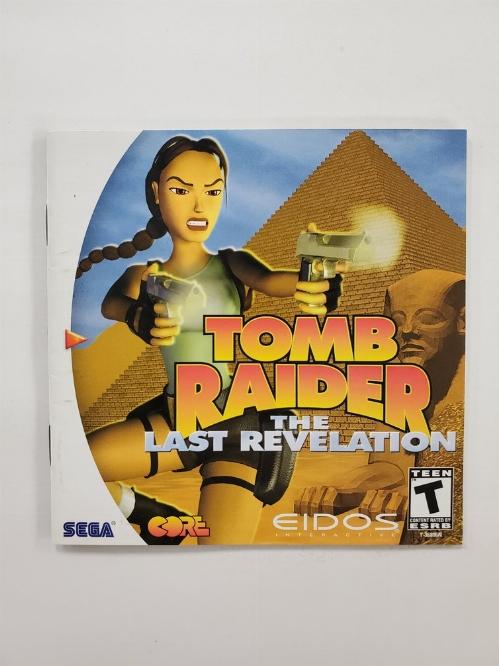Tomb Raider: The Last Revelation (I)