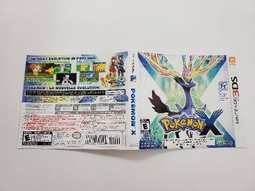 Pokemon X (B)