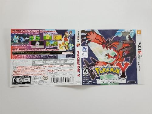 Pokemon Y (B)