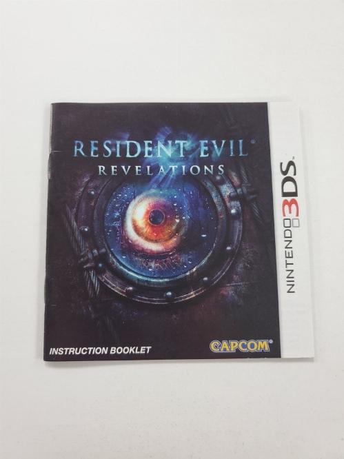 Resident Evil: Revelations (I)