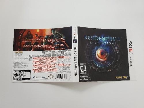 Resident Evil: Revelations (B)