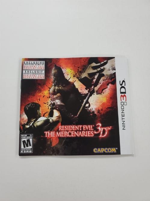 Resident Evil: The Mercenaries 3D (I)