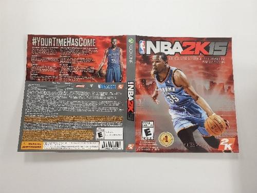 NBA 2K15 (B)
