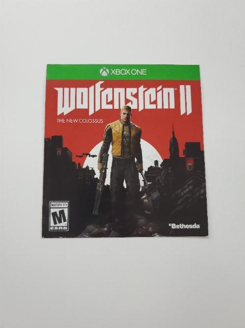 Wolfenstein II: The New Colossus (I)
