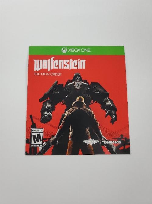 Wolfenstein: The New Order (I)